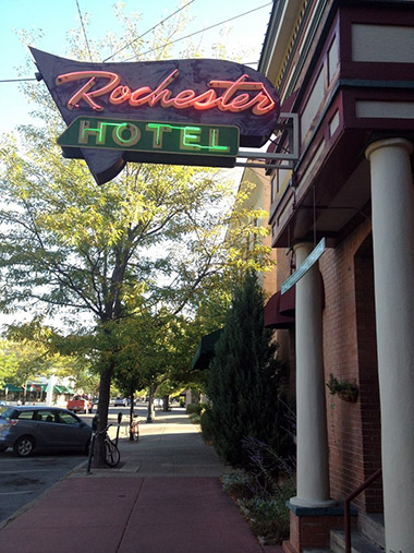 The Rochester Hotel & Bar